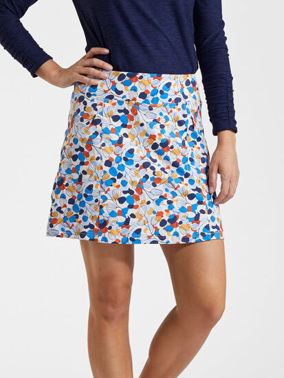 Majestic Skort - Sea Tangle
