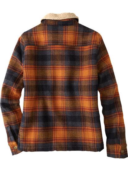 Recycled Lumberjill Jacket: Image 2