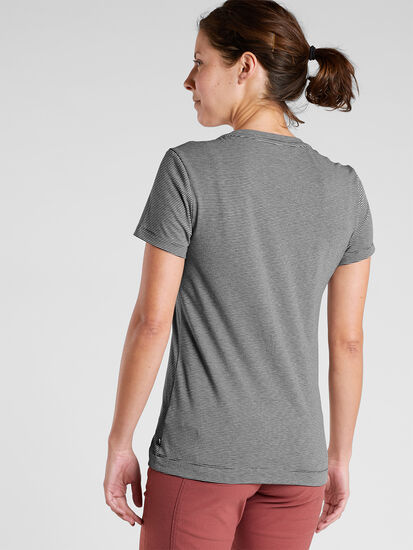 Aviatrix Short Sleeve Tee: Image 3