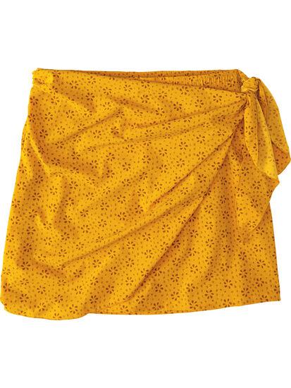 Crusher Wrap Skirt: Image 1