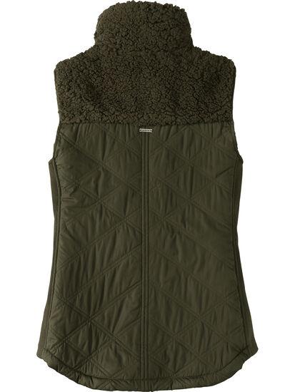 Freya Fleece Lined Vest: Image 2
