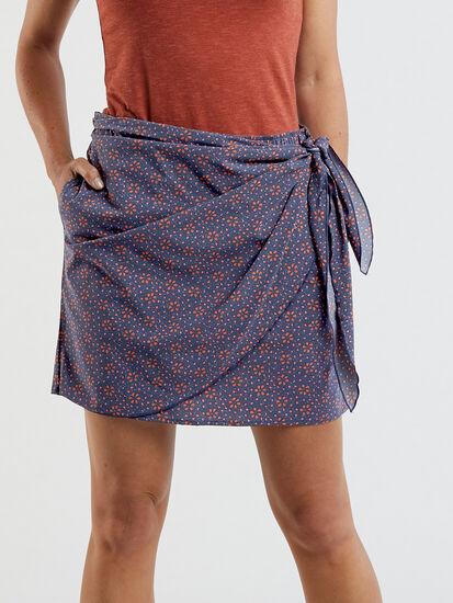 Crusher Wrap Skirt