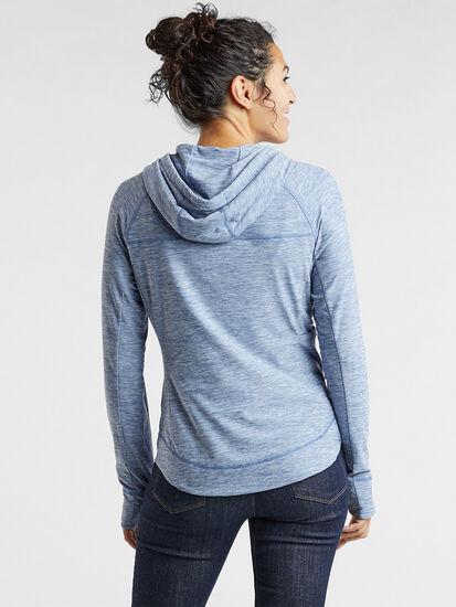 Vital Full Zip Hoodie - Solid: Image 4