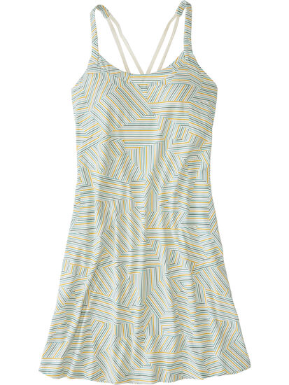 Yes Dress - Shattered Stripe: Image 1