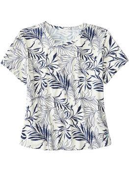 Shaka Short Sleeve Sun Shirt - Alana