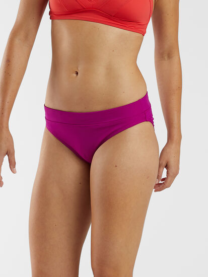 Lehua Bikini Bottom - Solid: Image 2