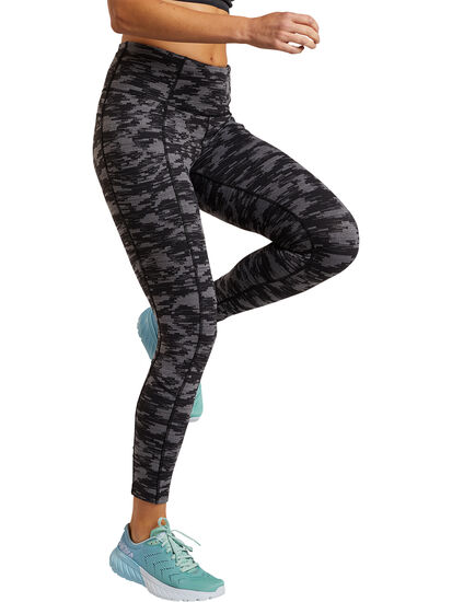 Daily Decathlon Tights - Geo Ikat: Image 3