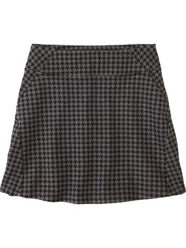 Passport Skirt - Houndstooth