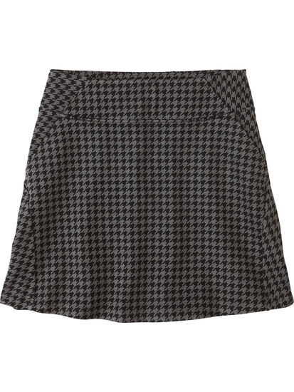 Passport Skirt - Houndstooth: Image 1