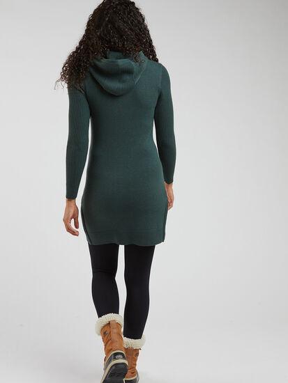 Impulse Hoodie Sweater Dress: Image 4
