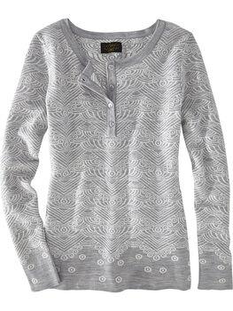 Reykjavik Henley Sweater