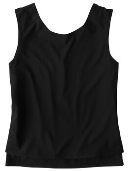 Round Trip Pocket Tank Top - Solid
