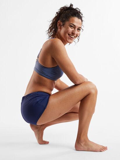 Boyshort Bikini Bottom - Solid: Image 3