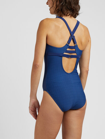 Woman Up One Piece Swimsuit - Flower Mix: Image 3