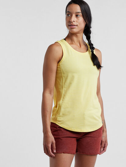 Vibe Tank Top - Solid: Image 3