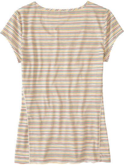 Henerala Short Sleeve Top - Little Stripe: Image 2