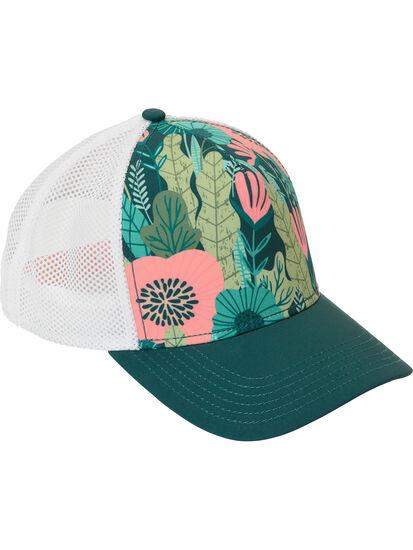 Truckee Trucker Hat - Rainforest: Image 1