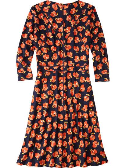 Dream 3/4 Sleeve Dress - Floral: Image 2