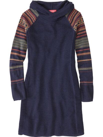 Mover Maker Hoodie Dress: Image 1