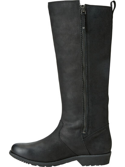 Serious Waterproof Boot Tall - Black: Image 3