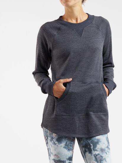Universal Crew Neck Tunic Top: Image 5