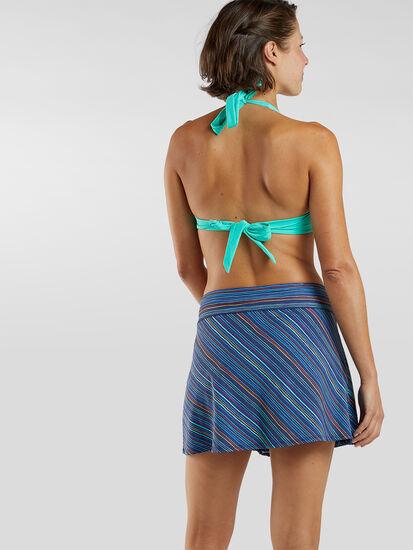 Aquamini Skirt - Botanica Stripe: Image 3