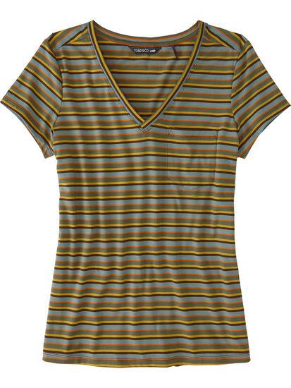 Aviatrix Short Sleeve Pocket Tee: Image 1