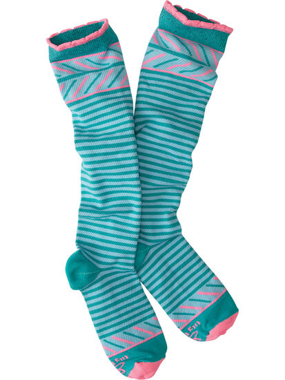 On The Trot Compression Socks - Smitten: Image 1