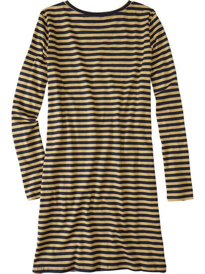 Road Tripper Long Sleeve Dress - Stripe: Image 2