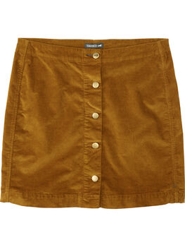 Cruise Corduroy Skirt