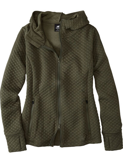 Smash Quilted Jacket: Image 1