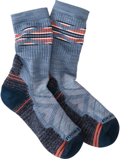 Go Zone Cushioned Crew Socks: Image 1