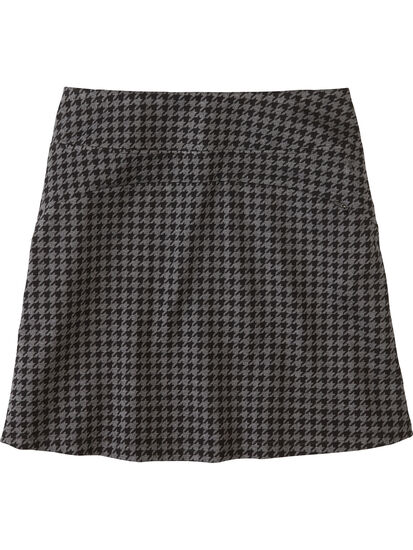 Passport Skirt - Houndstooth: Image 2
