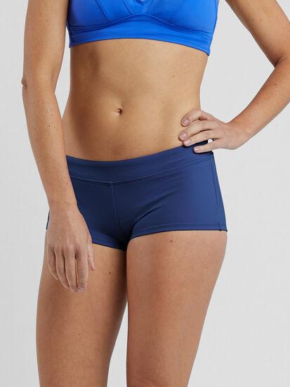 Boyshort Bikini Bottom - Solid: Image 1
