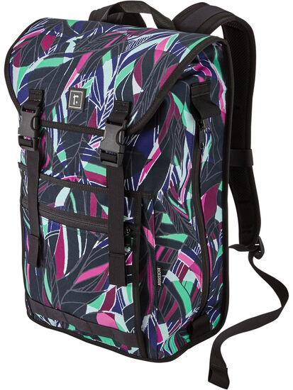 Dogpatch Backpack - Jungle Print: Image 1