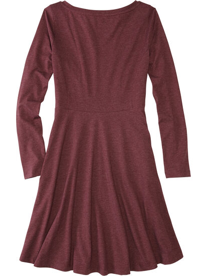Samba Plus Long Sleeve Dress: Image 2