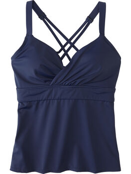Metis Underwire Tankini Top - Solid