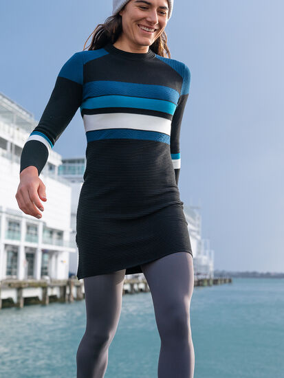 Soothe Sweater Dress: Image 3