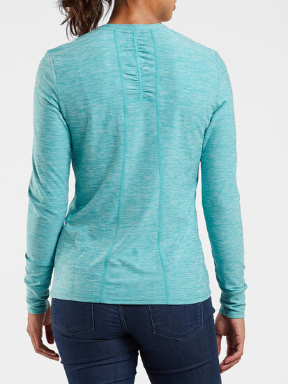 Grace Long Sleeve Top - Solid: Image 4