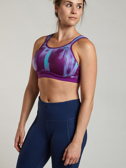 2-in-1 Adjustable Sports Bra: Image 1