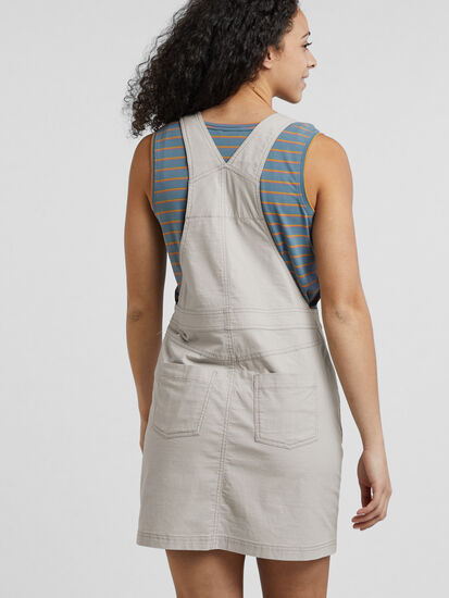 Scout Overall Jumper Dress: Image 4
