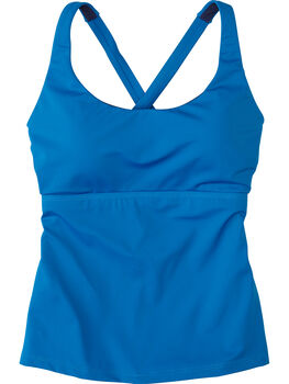 Real Deal Tankini Top - Solid