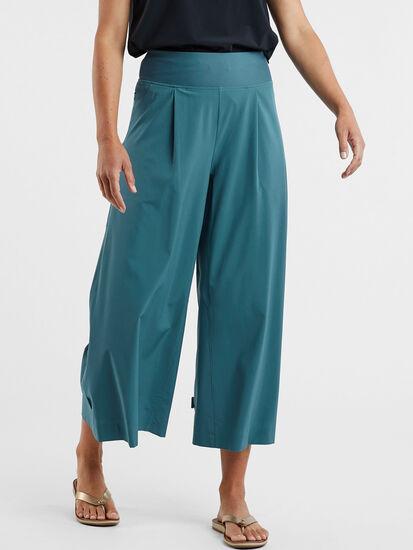 Round Trip Wide Leg Pants: Image 1