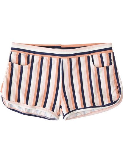 Leadbetter Swim Short - Stripe: Image 1