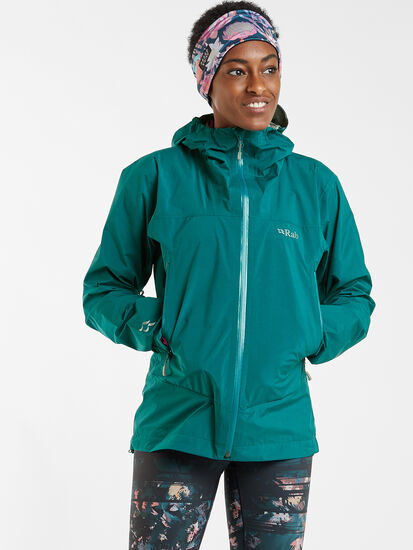 Take Cover Waterproof Shell Jacket