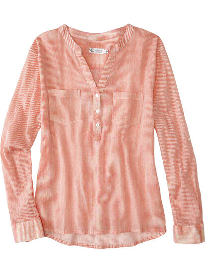 Dylan Long Sleeve Top: Image 1