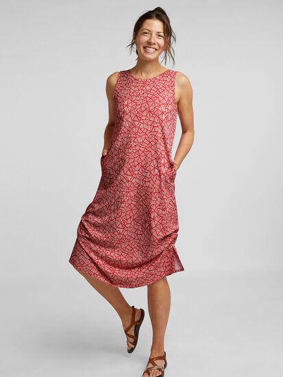 Round Trip Midi Dress - Indio: Image 5