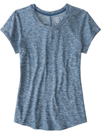 Grace 2.0 Short Sleeve Top - Solid: Image 1