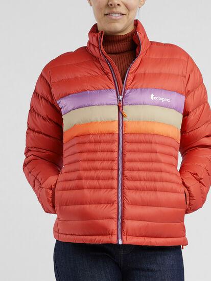 La Exploradora Down Puffer Jacket: Image 4