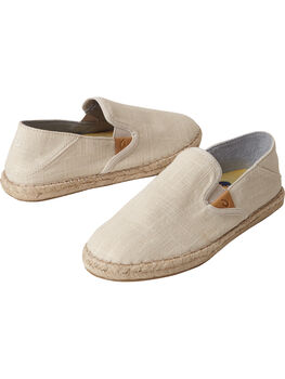 Surfer Slip-On - Linen